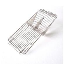 Клетка и крышка корзины для столовых приборов