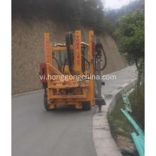 Giao thông Barrier Driving Machine