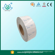 linerless label , wax paper labels
