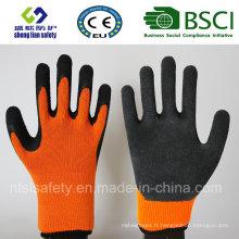 Gants en latex, gants de sécurité, gants de travail (SL-509)