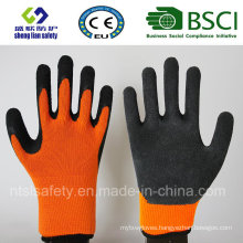 Latex Gloves, Safety Gloves, Work Gloves (SL-509)