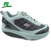 chaussures faciles d'étape de remise en forme de rebond pour des femmes