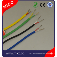 Thermocouple Extension wire Type KX-PTFE/PTFE-2x1/0.3mm