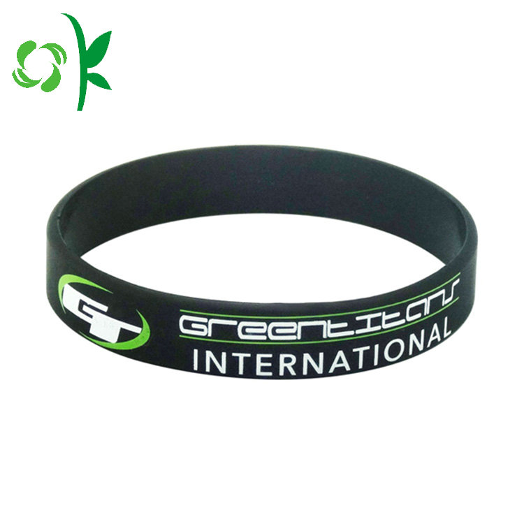 Black Unique Wristband