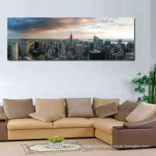 Panoramic Landscape City View Home Picture