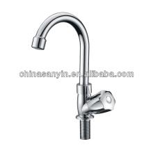 Chrome polish inner door plastic water taps