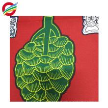 La cera africana pura del poliéster imprime el material de la tela usado para la venta