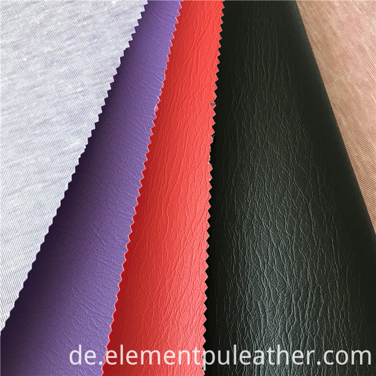 Vegan Embossed Leather