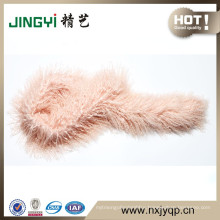 high admiration hand made fur scarf