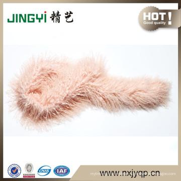 высокое восхищение ручной меховой шарф