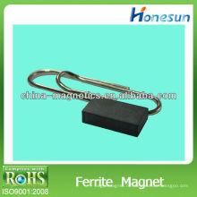 малый куб изотропной ферритовые магниты 10.5x7.5x2.5mm
