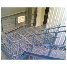 Walkways Used High Strength 32*5 Galvanized Steel Grating