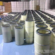 Oxygen plants air filter element cartridge