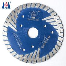 Diamond Cutting Disc with Protection Segment Hard Granite Cutting