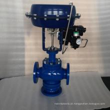 Venda quente POV fez barato válvula de controle de 3 vias com atuador jis20