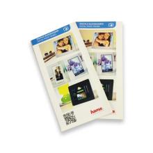 Hochwertiges Offsetpapier Customzied Broschüre Druck