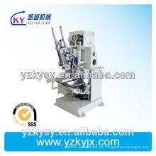 Escobilla plástica del CNC que acurruca la máquina para el cepillo