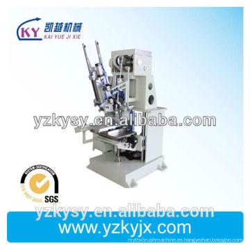 Máquina de acolchado con cepillo para inodoro CNC de 4 ejes WD-2-VM