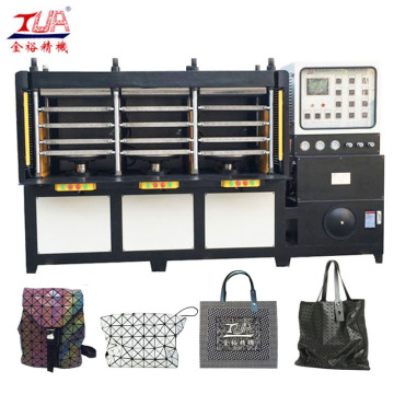 Outdoor Wearable Explorer KPU Backpack Making Machine