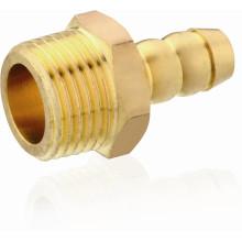 T1119 Rosca macho Conexión de latón para gasoducto