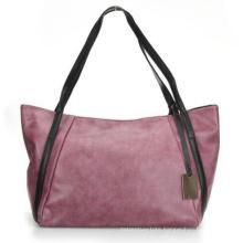 New Model Wholesale Designer Fashion PU Leather Lady Handbags