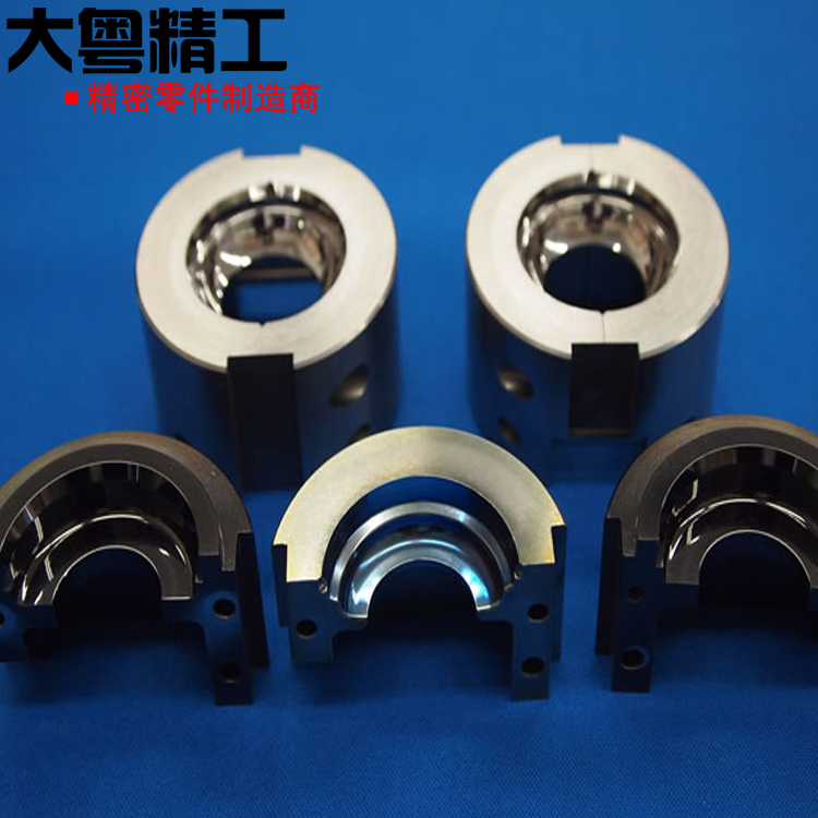 High Temperature Alloy Machined Parts