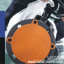 Пневматический чугун RF с фланцевым клапаном типа Diapgragm