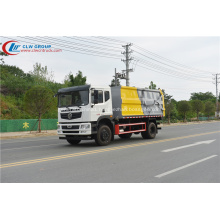 Dongfeng D9 Sealed Municipal Solid Waste Collection Truck
