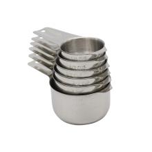 Copo de Medição Ajustável em Aço Inoxidável Premium