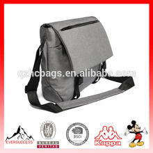 Clásico Ligero Casual diario 14-pulgadas Laptop Messenger Bag Unisex Crossbody Shoulder Bag School