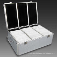Aluminum CD/DVD Storage Boxes CD-46879