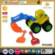 Camión de plástico de alta calidad de playa de juguete