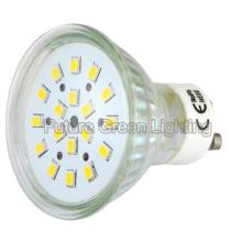 La lámpara más barata de la lámpara del LED GU10 3W debajo de USD 1.00