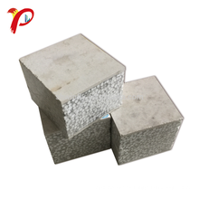 Paneles de pared prefabricados prefabricados del emparedado del cemento Eps del techo de la prefabricada de Low Cost