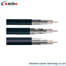 High quality best price cambo RG6 cable 75ohm/50ohm with CCS/BC pass CE/UL/ISO9001 certificate factory/manufacturer in shenzhen/