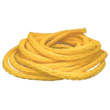 Cuerda de polietileno de peso molecular ultra alto global de 12 hebras para aviación, minería marina, militares y otros