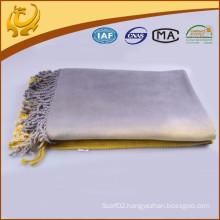 Factory Price Custom Design Bamboo Material Tie Dye Wholesale Throw Blanket