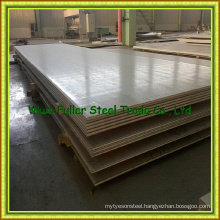 China Hot Rolled Stainless Steel Plate by En 304