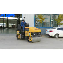 Full Hydraulic 3 ton Soil Compactor Roller with Vibration Switch