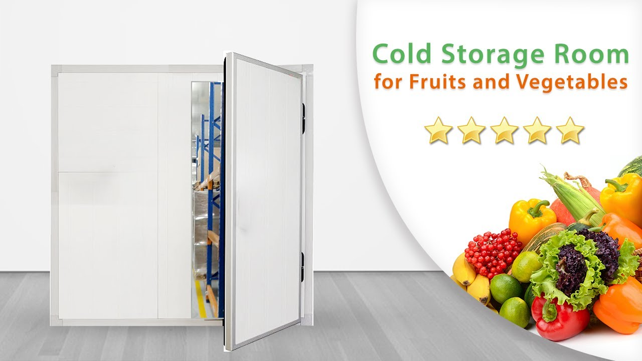 cold storage for vegetables