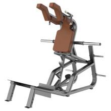 Équipement commercial de gymnastique de machine de Squat de V