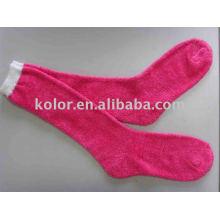 Mädchen zu Hause Socken