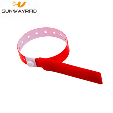 Gelang MIFARE Classic 1K RFID PVC Disposable