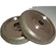Diamond Grinding Wheel for Marble Edge Sharpening Electroplated Profile Wheel Grinding Stone Diamond Tools