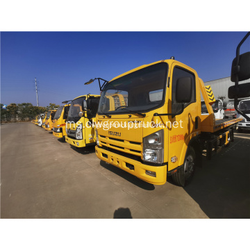 ISUZU Left Hand Wrecker Tow Trucks For Sale