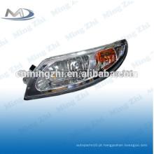 American Truck Peças International 9200 frame COM Lâmpada DOT Certification Side