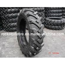 Neumático agrícola / Neumático tractor / Neumático de riego agrícola (13.6-38, 12.4-28, 12.4-24, 11.2-28, 11.2-24, 9.5-24, 9.5-20 8.3-24, 8.3-20)