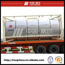 Transporte de contêiner reboque, semireboque para venda