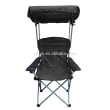 Cadeira dossel dobrável ao ar livre
