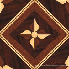 Revestimento de madeira laminado projetado da madeira compensada da alta tecnologia elegante